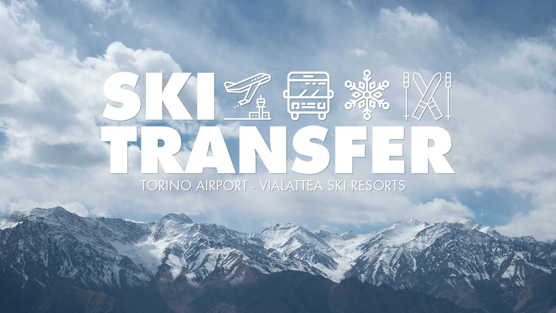 ski transfer - bus connection from torino airport to oulx, bardonecchia, cesana, sestriere e pragelato.