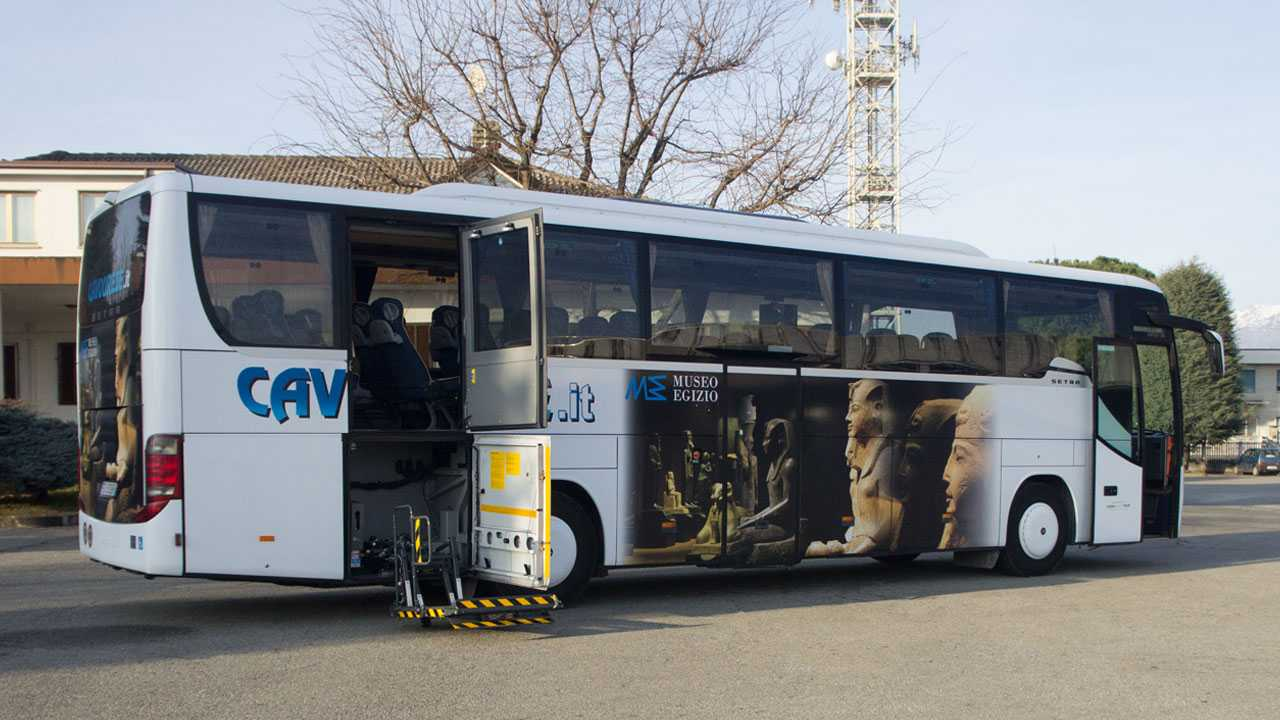 Transports for disabled people