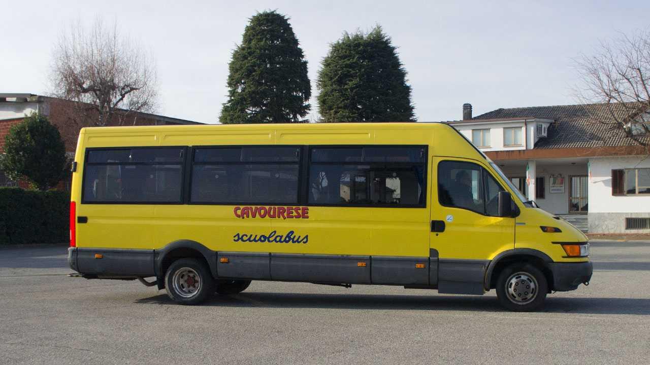 Scuolabus e trasporto scolastico