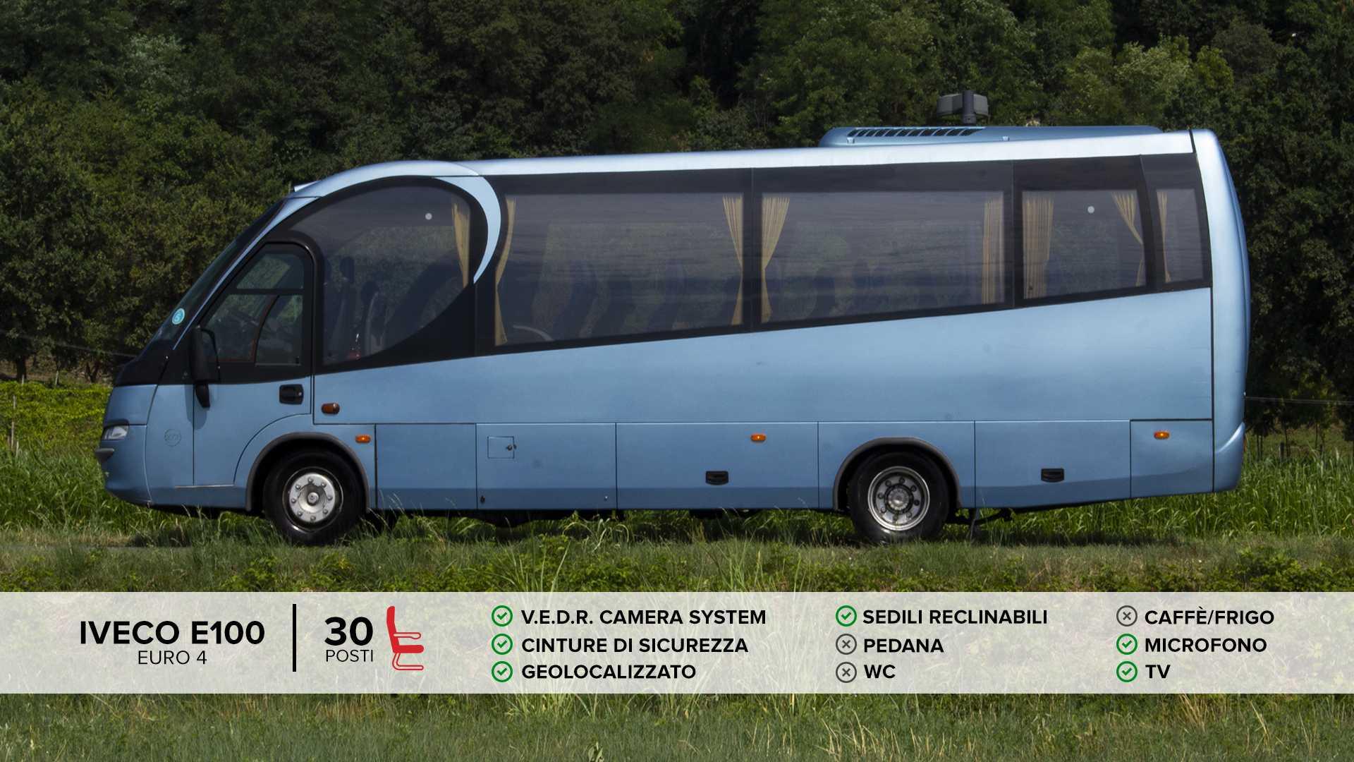 Iveco E100
